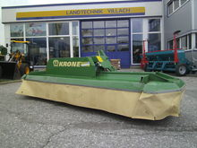 Used Krone Easy Cut