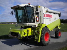 2002 Claas Lexion 430 Evolution