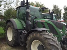 Used 2014 Fendt 718