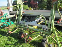 Used Claas Volto 550