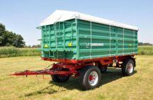 Used Farmtech ZDK 18