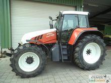 Used 2000 Steyr CVT