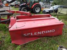 2008 Lely Splendimo 240MC