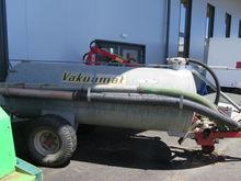 Used Vakuumat 3100 L