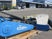 Used BCS 405 Scheibe