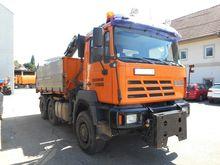 2002 Steyr 26 S36 (6x4)