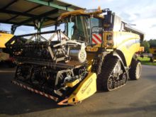 Used 2016 Holland CX