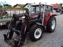 Used 1982 Steyr 8055