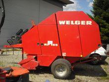 Used Welger RP 165 i