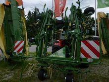 Used 2015 Krone KW 8