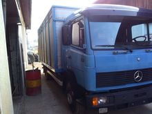 Used Mercedes 817 in
