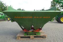 Used Amazone ZA-F 60