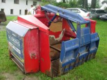 Used 2002 Mayer Silo