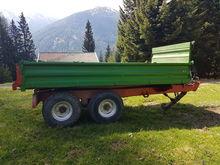 2001 Stelzl 8,5 Tonnen
