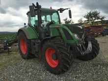 Used 2014 Fendt 716