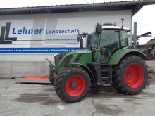 Used 2015 Fendt 512