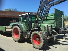 Used 2001 Fendt 714