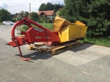 Used Pöttinger Cat D