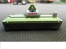 Used 2007 Claas CORT