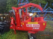 Used 2017 Metal-fach