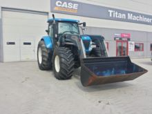 Used 2010 Holland T7