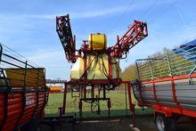 2003 Hardi 2000 Liter, 18 Meter