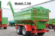2014 Pronar Überladewagen T 740