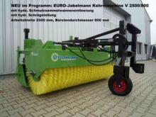 EURO-Jabelmann Kehrmaschine V 2