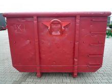 EURO-Jabelmann Container 20 m³,