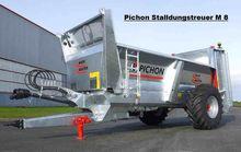 Pichon (Frankreich) Stalldungst