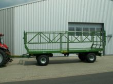 Pronar Ballenwagen, NEU, TO 22,