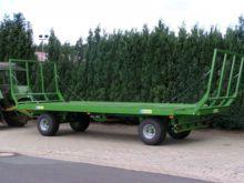 Pronar Ballentransportwagen, TO