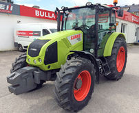 Used 2010 Claas AXOS
