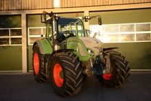 Used 2013 Fendt 724
