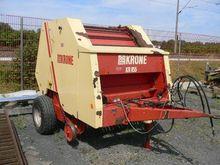 Used Krone KR 155 in