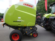 Used 2015 Claas Vari