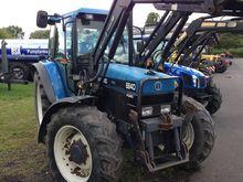 Used Holland 6640 SL