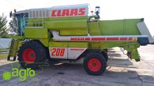 Used 2001 Claas Mega