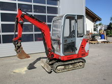 Used Takeuchi 15 in