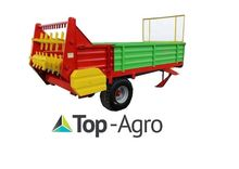 Used 2016 TOP-AGRO P