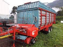 Mengele Garant 540/2 Ladewagen