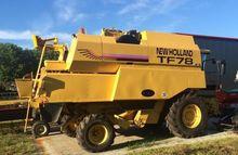 2000 New Holland TF 78 ELEKTRA