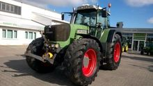 Used 2007 Fendt 926