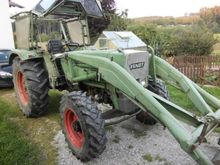 Used 1968 Fendt Favo
