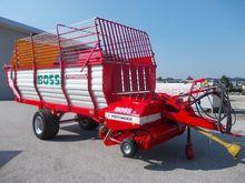 Pöttinger Ladewagen Boss II