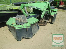 Used Deutz-Fahr KM 2