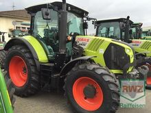 2015 Claas Arion 550 CMatic