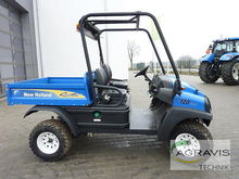 2013 New Holland RUSTLER 12 OHO
