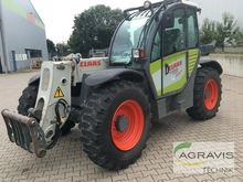 Used 2009 Claas SCOR