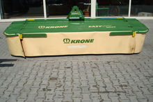 Used 2016 Krone EC-F